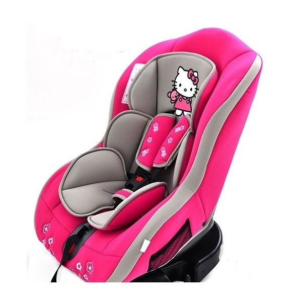 Автокресло bambi M 5370 hello kitty