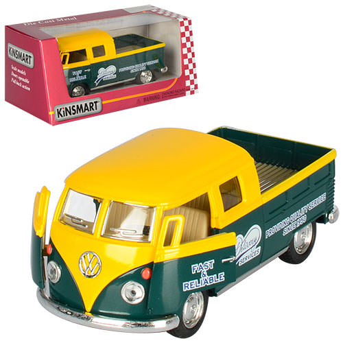 Машинка Volkswagen Bus Delivery KT5396W