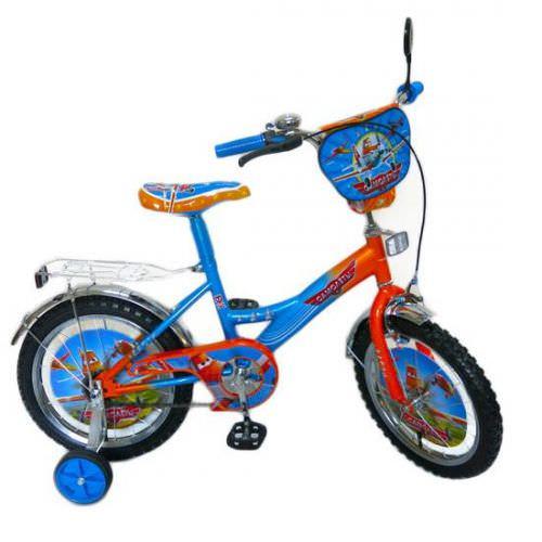 Велосипед 2-х колесный 12д Летачки 141202