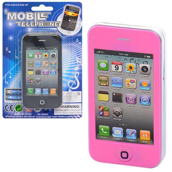 fff2a1acaec3 Телефон детский музыкальный 16330-5C купить, недорого