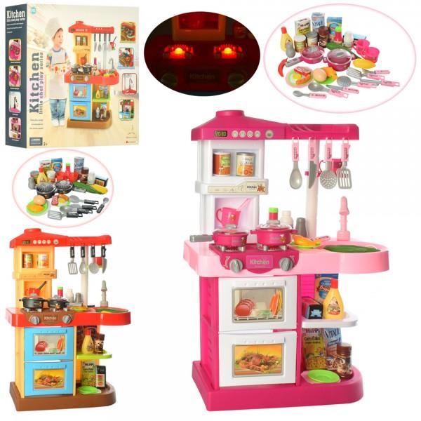 Кухня детская музыкальная WD-P17-R17